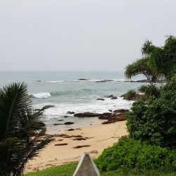 Route vers Galle
