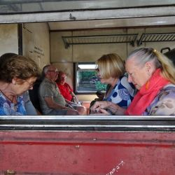 Le train, transports en commun